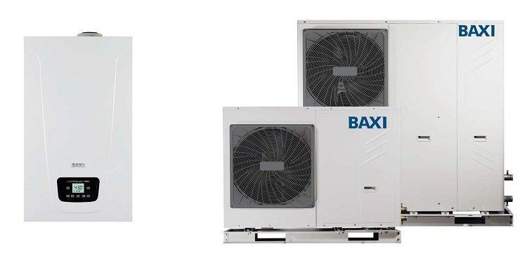 Baxi Hybrid Auriga