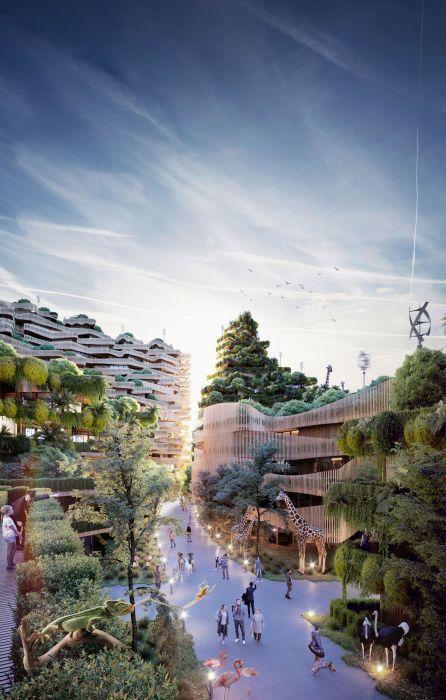 Mitosis: la biologia al servizio dell'architettura