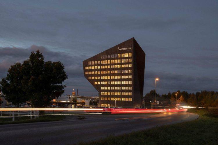 Powerhouse Telemark, il quarto edificio a energia positiva di Snøhetta