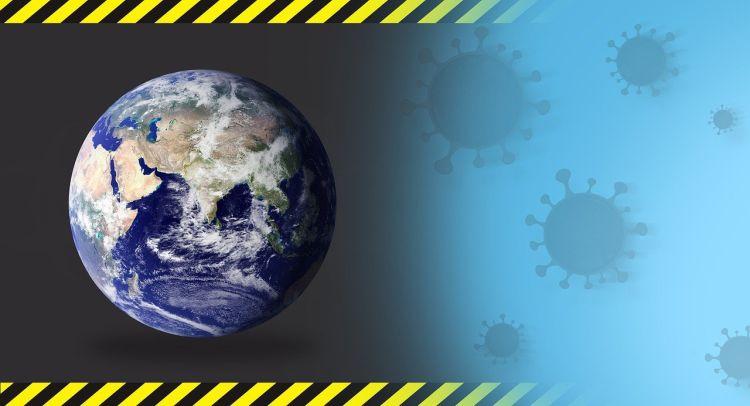 Il cambiamento climatico può aumentare il rischio di malattie e virus