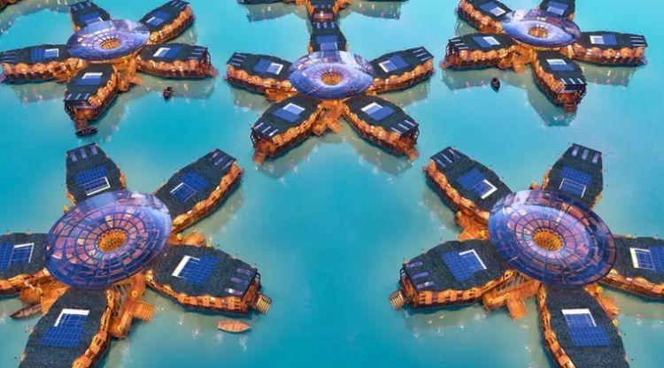 """""""Lagos: city of water"""", il concorso di idee per città resilienti"""