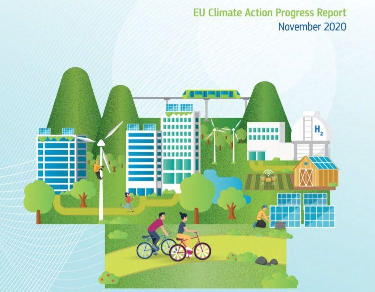 Le emissioni in UE nel 2019 scese al livello più basso degli ultimi 3 decenni