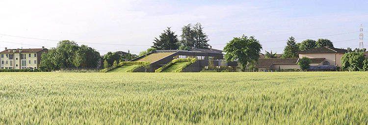 Il nuovo asilo di Castel Cerreto è un edificio NZEB