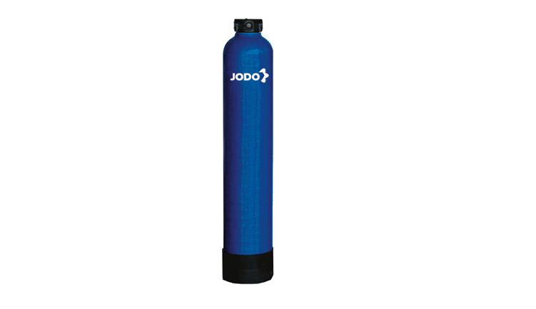 Filtri addolcitori JODO per il trattamento delle acque dell'impianto