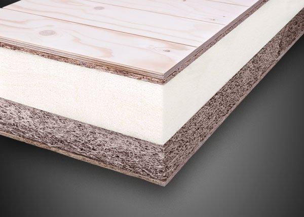 Pannello POLIISO® WR LC per l'isolamento del tetto