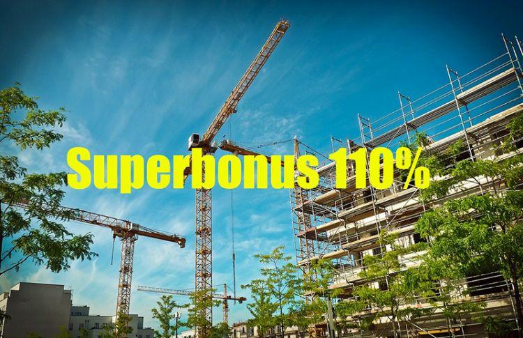 Legge di Bilancio, presentato emendamento per proroga superbonus 110% al 2023