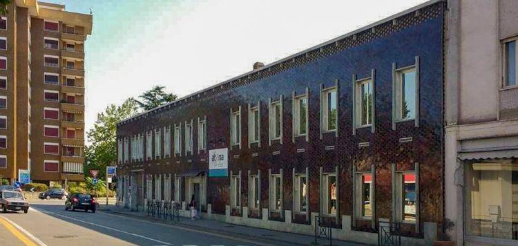 La sede dell'ASM di Vercelli prima dei lavori
