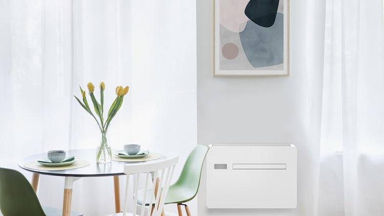 Arriva INNOVA 2.0 mini: il condizionatore senza unità esterna ultra sostenibile