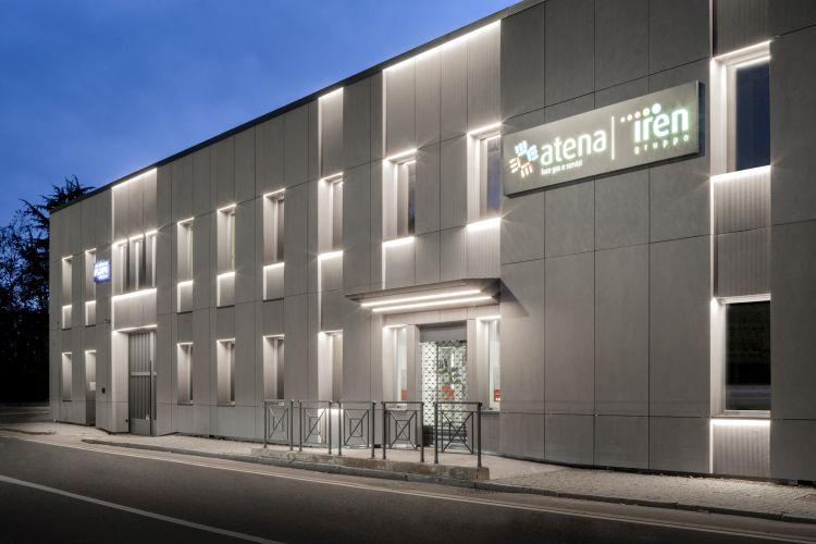 La sede rinnovata dell'ASM di Vercelli
