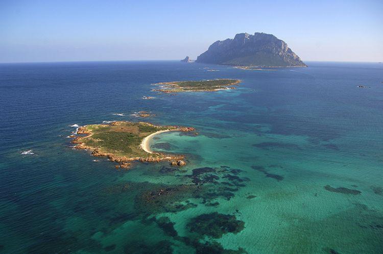Area marina protetta Tavolara, Isole Cavalli e Piana