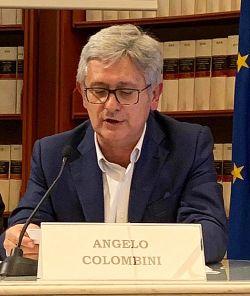 Angelo Colombini, segretario confederale CISL