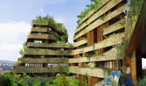 Ecuador: Aquarela, il complesso residenziale attento all'ambiente