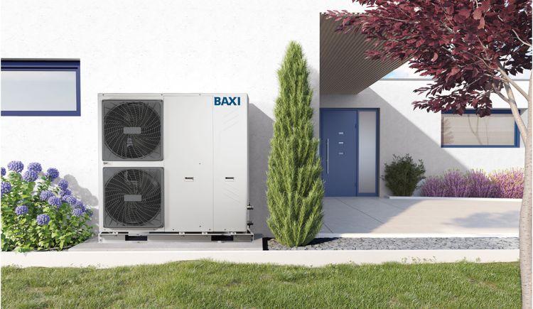 Baxi, pompa di calore Auriga per riscaldamento, raffrescamento e produzione ACS