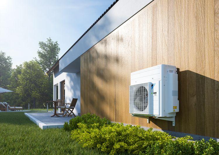 Sistema ibrido pompa di calore e caldaia a condensazione Daikin - Altherma H Hybrid