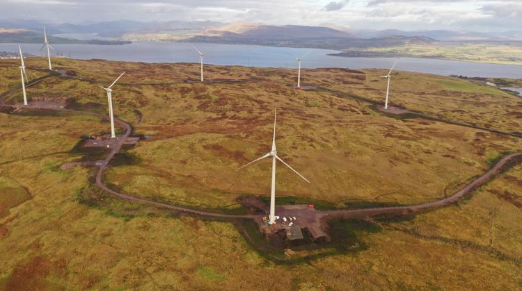 Completato il primo parco eolico PPA senza sovvenzioni da BayWa r.e.