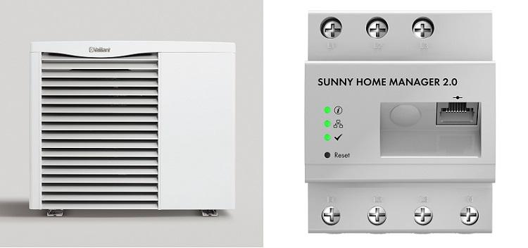 SMA e Vaillant insieme per massimizzare il risparmio energetico