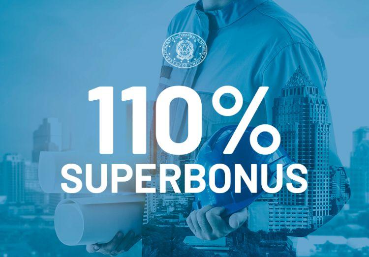 Superbonus 110%, nuovo sito dedicato del Governo