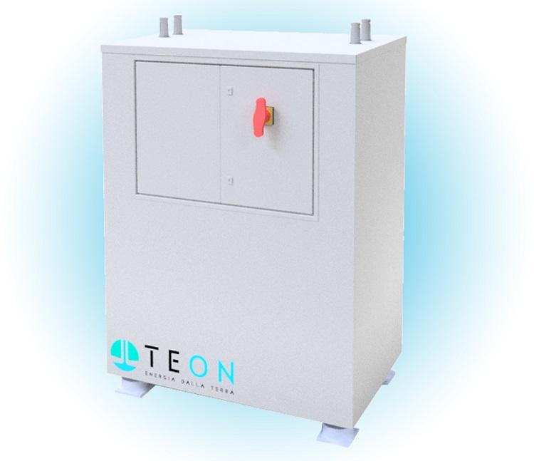 Tina di Teon, Pompa di calore per installazioni residenziali