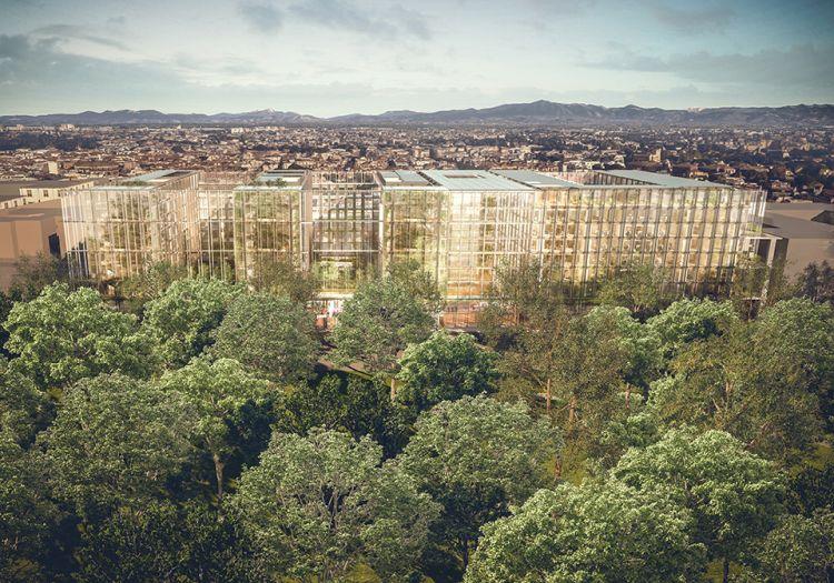 Enel, la nuova sede romana firmata ACPV