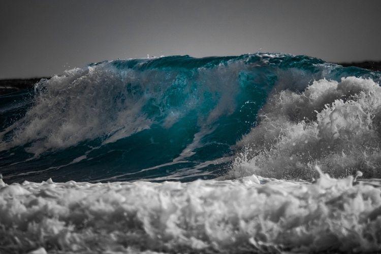 Mari e oceani, mai così caldi