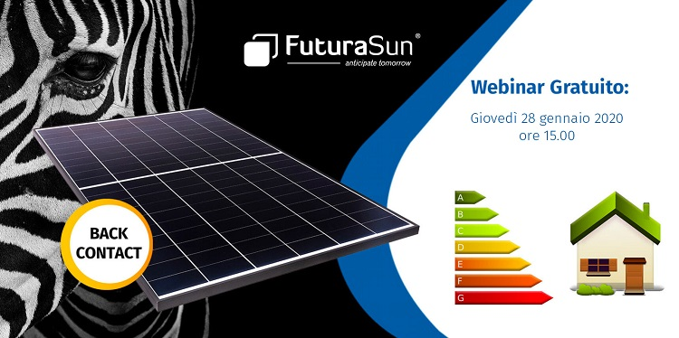 Ecobonus 110% e modulo fotovoltaico Zebra