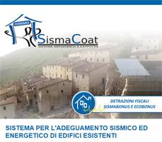 SismaBonus ed Ecobonus 2020: il nuovo sistema SismaCoat Ferrimix 11