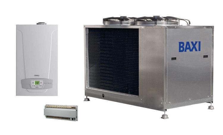 Ottieni il doppio salto di classe energetica con Baxi Hybrid Power