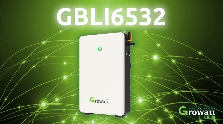 Batteria al litio GBLI6532
