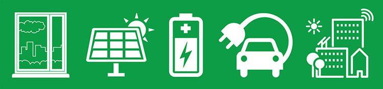 Superbonus: interventi trainati per l'efficienza energetica