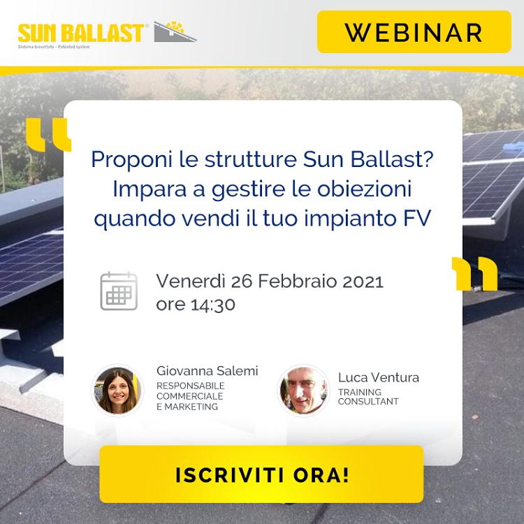 Impara a gestire le obiezioni quando vendi il tuo impianto fotovoltaico