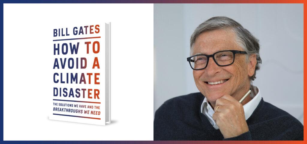 L'appello di Bill Gates per città più resilienti al cambiamento cllimatico