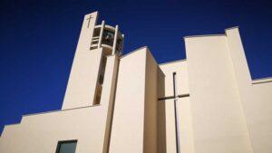 Sistema a cappotto Stiferite per la Chiesa di S. Liborio a Civitavecchia