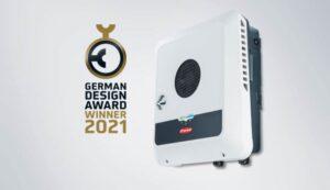 GEN24 Plus vince il German Design Award 2021