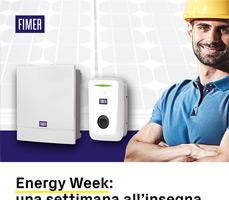 FIMER Energy Week: partecipa ai nuovi webinar 14