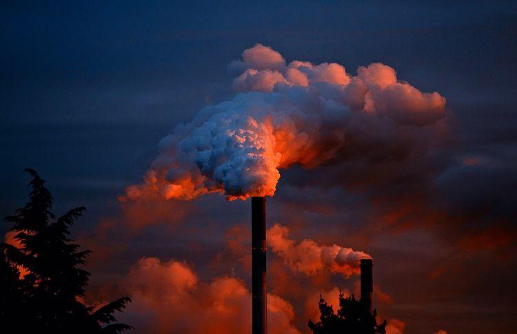 A fine 2020 di nuovo in crescita le emissioni di CO2