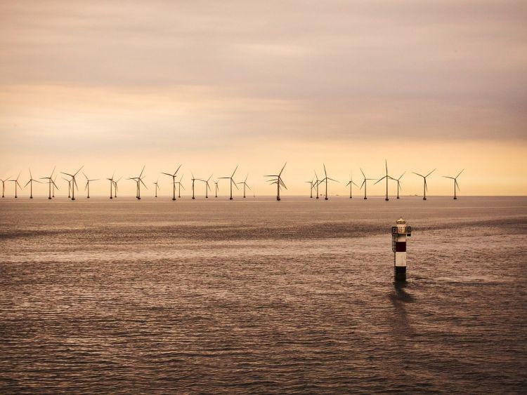 In Danimarca nasce un'isola artificiale, primo hub mondiale di energia eolica