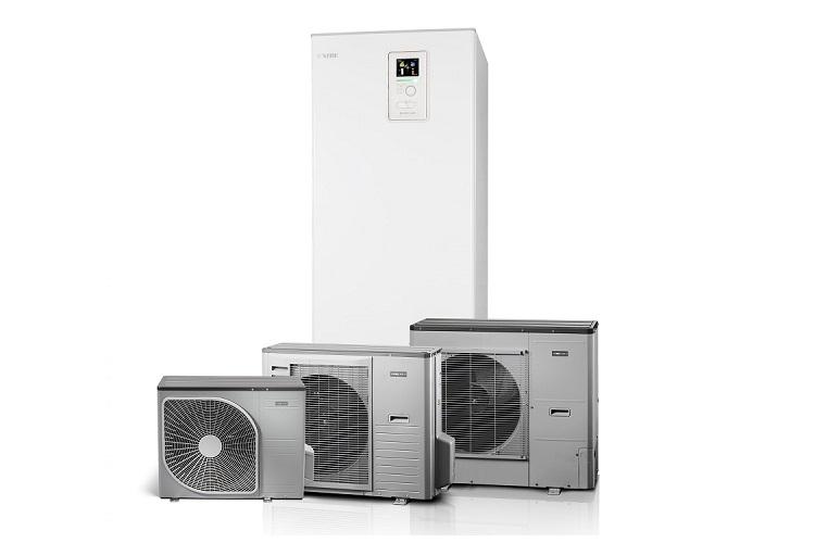 BA-SVM 10-200: centrale termica compatta per sistemi split