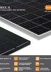 Scheda tecnica moduli BISOL XL