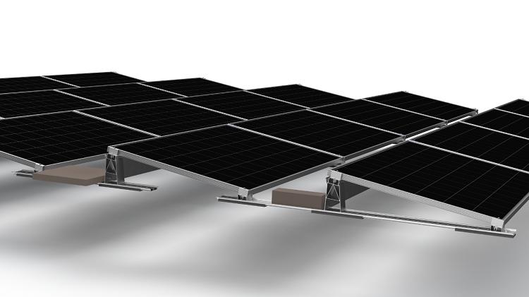 BISOL EasyMount™ Slim & Twin Slim BASE: soluzione di montaggio per tetti piani