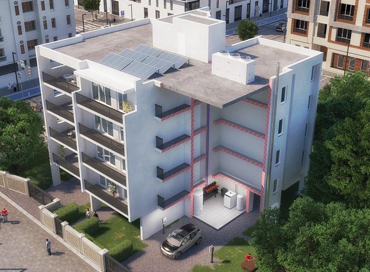 Riqualificare il patrimonio residenziale con Viessmann