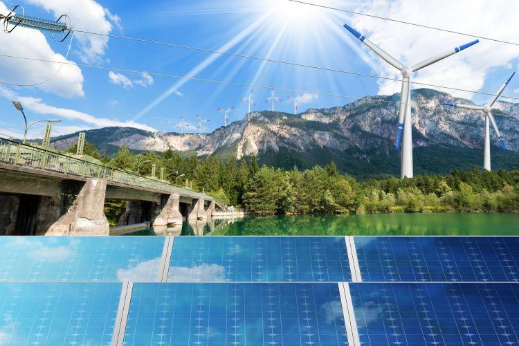Le rinnovabili chiudono il 2020 con un -35%