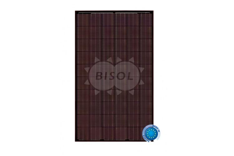 BISOL Spectrum: modulo fotovoltaico con celle e vetro colorati
