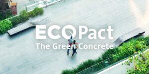 ECOPact, il calcestruzzo a basse emissioni di carbonio