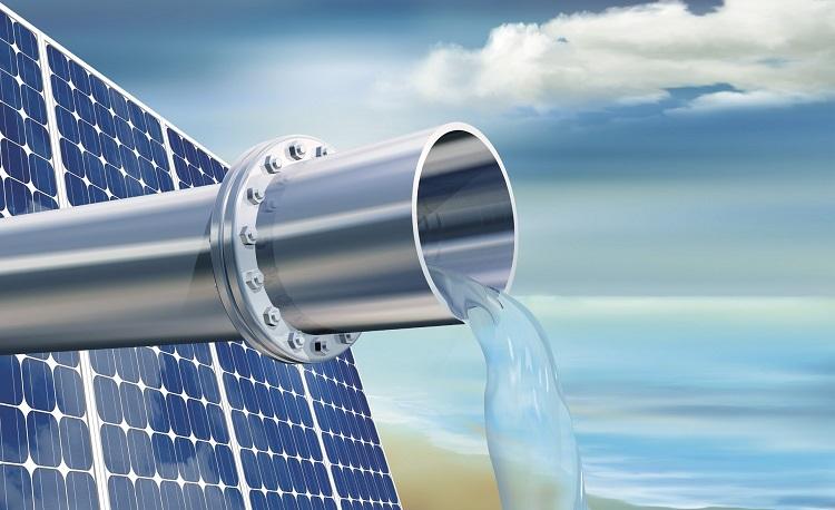 Desalinizzare l'acqua in modo sostenibile? Ci pensa Genius Watter
