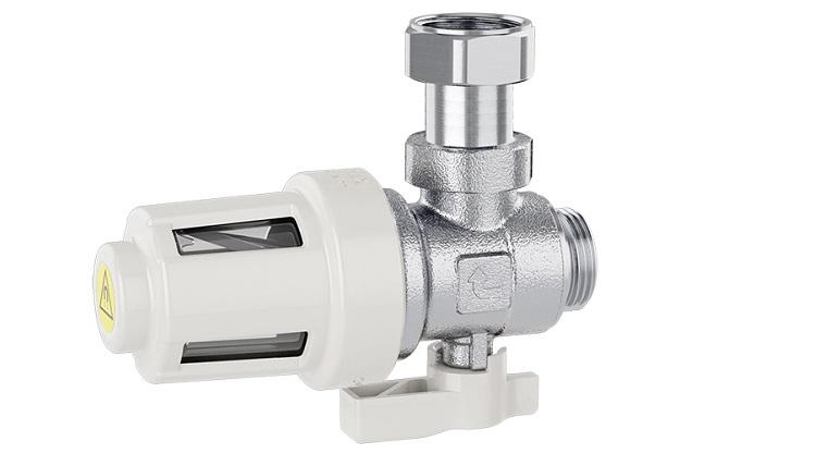 Filtro defangatore magnetico sottocaldaia CALEFFI XS® serie 5459