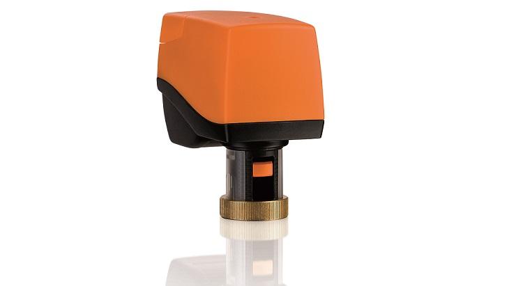 Servocomandi per il controllo di valvole di regolazione applicazioni HVAC