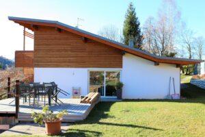 Vario haus realizza una casa da sogno tra le Dolomiti
