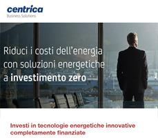 Soluzioni energetiche finanziate: ridurre i costi senza esborso di capitale