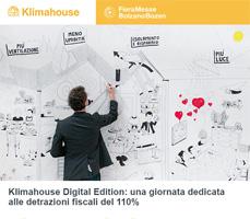 Superbonus: Klimahouse gli dedica una giornata