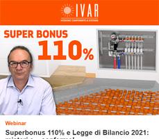 Webinar Superbonus 110% e Legge di Bilancio 2021